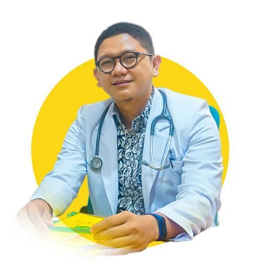 dr. Ardan Miraz, Sp. PD