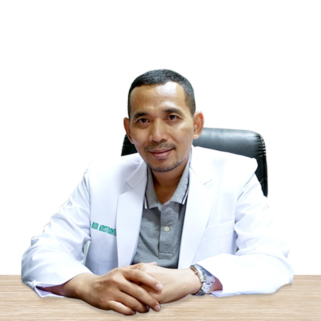 dr. Rudi Kristianto, Sp. B