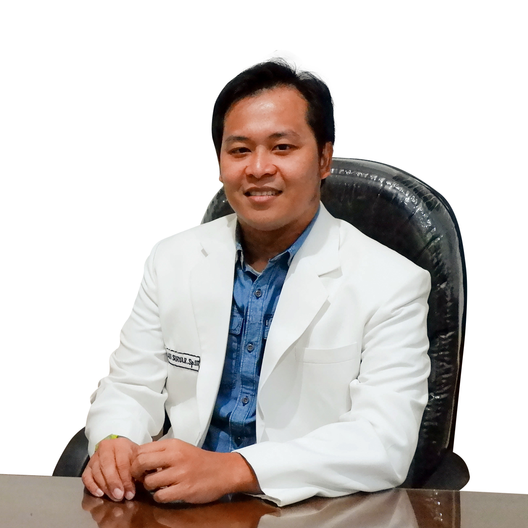 dr. Adi Surya Rinartha, Sp.OT, (K) Hip and Knee